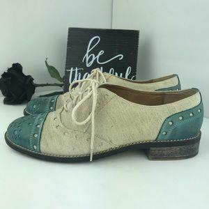 Miz Mooz Maisy Oxford Loafers